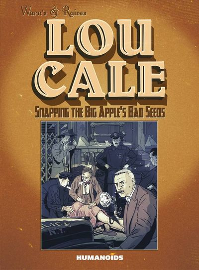 Lou Cale Snapping Big Apples Bad Seeds HC NOV141526F