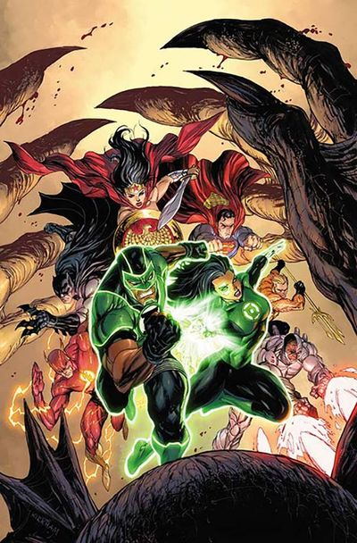 Green Lanterns comics at TFAW.com