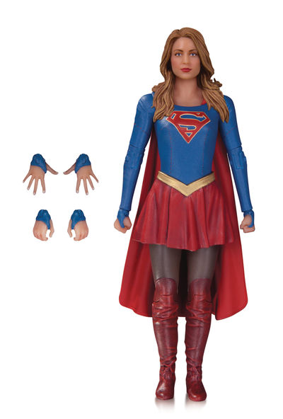 DC TV Supergirl Action Figure NOV160373Y