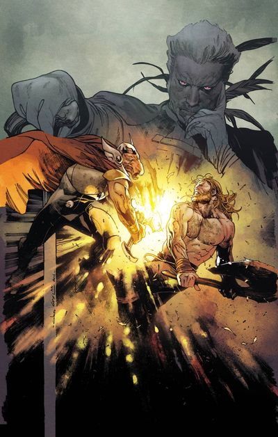 Unworthy Thor #3 (of 5)