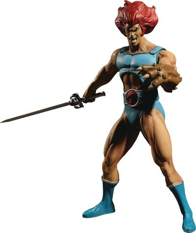 Thundercats 14-inch Mega-Scale Lion-o Deluxe Action Figure NOV169143I
