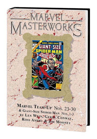 Marvel Masterworks Marvel Team-Up HC Vol 03 Dm (Variant) 259 NOV171040