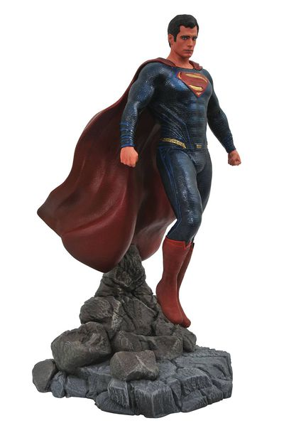 JLA Movie Gallery Superman PVC Figure NOV172425
