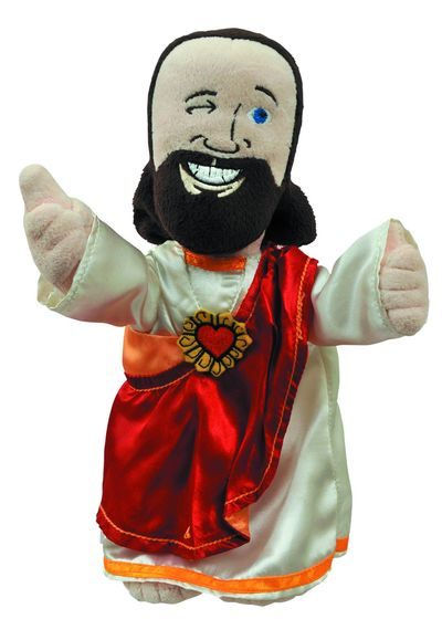 Jay & Silent Bob Strike Back Buddy Christ Plush OCT142187U