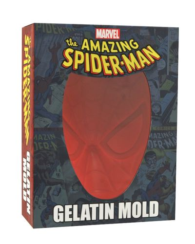 Marvel Spider-Man Gelatin Mold OCT142190U