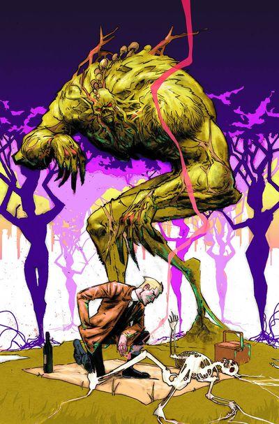 Constantine The Hellblazer #7