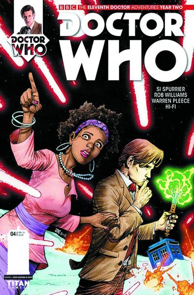 Doctor Who 11th Year 2 #4