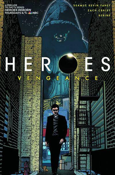 Heroes Vengeance #3 (of 5)