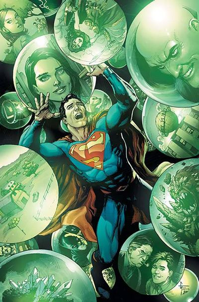 Action Comics #969 (Frank Variant Cover Edition)