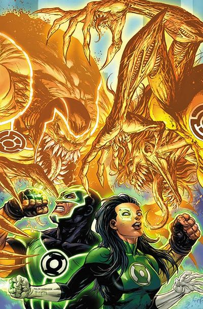 Green Lanterns #13 OCT160201D