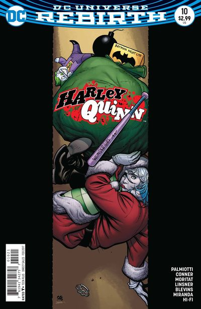 Harley Quinn #10 (Variant Cover Edition)
