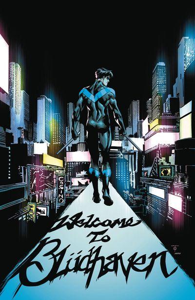 Nightwing comics at TFAW.com