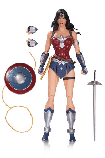 DC Icons Wonder Woman Action Figure OCT160343Y