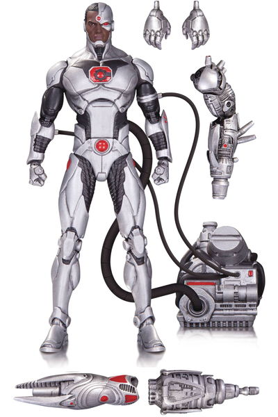 DC Icons Cyborg Deluxe Action Figure OCT160345Y