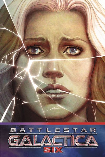 Battlestar Galactica Six TPB