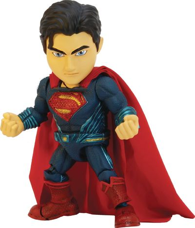 Batman Vs. Superman Hybrid Metal Figuration Figures - HMF-034 Superman Action Figure OCT169191U