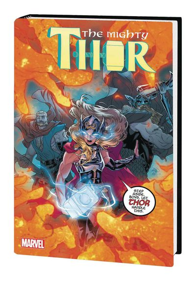 Mighty Thor Prem HC Vol 04 War Thor OCT170992