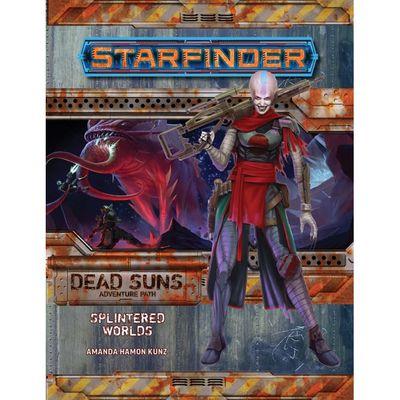 Starfinder Adv Path Dead Suns Part 3 Splintered Worlds