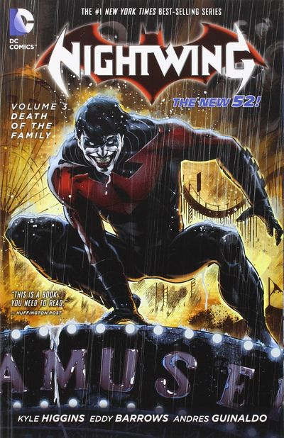 Nightwing TPB Vol. 3 Death of the Family SEP130273D