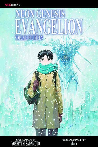 Neon Genesis Evangelion GN Vol. 14