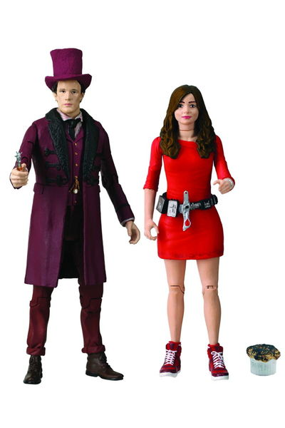 Doctor Who Impossible Set Action Figure 2pk SEP142386U