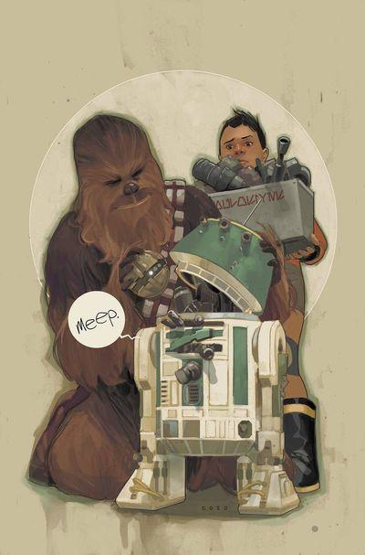 Chewbacca #4 (of 5)