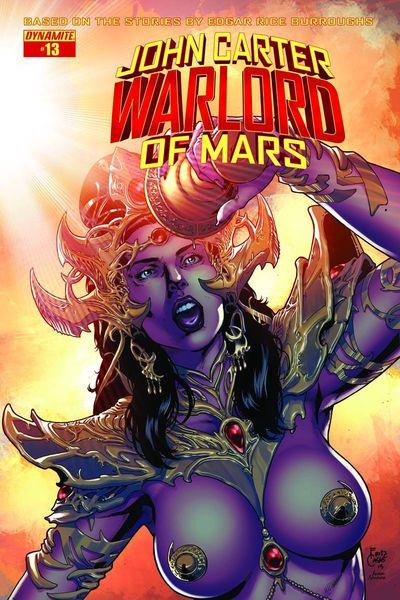 John Carter Warlord #13 (Cover A - Casas)