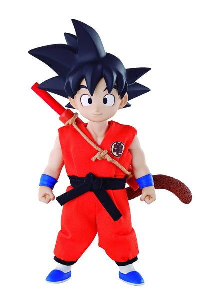 Dragon Ball Z: Son Goku Dimension of Dragon Ball PVC Figure (Childhood Version) SEP158795I