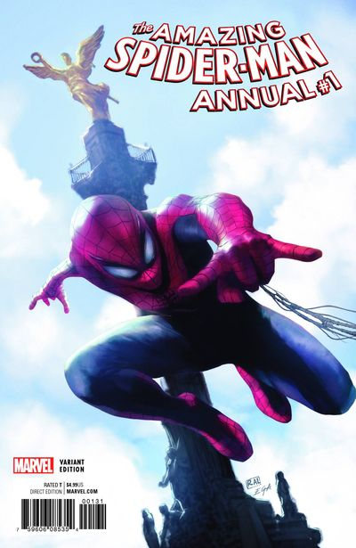 Amazing Spider-Man Annual #1 (Valdes Variant Cover Edition) SEP161027D