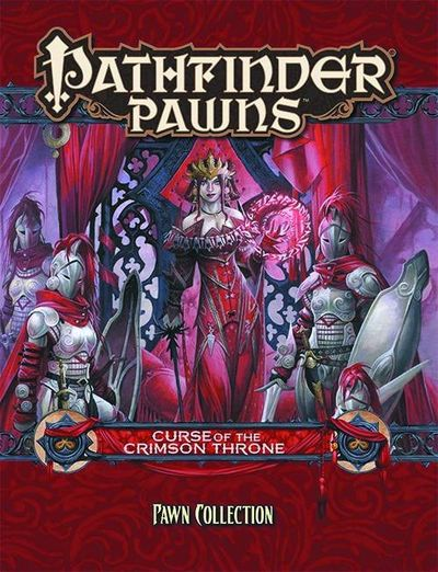 Pathfinder Curse Of Crimson Throne Pawn Collection SEP163190F