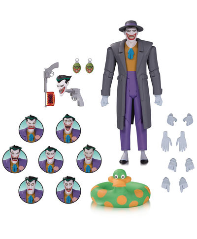Batman Animated Joker Expressions Pack SEP170451Y