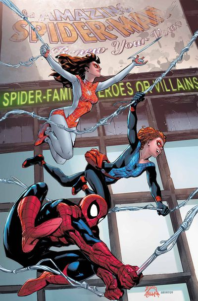 Amazing Spider-Man Renew Your Vows #13 SEP170818D