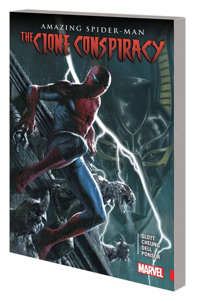 Amazing Spider-Man Clone Conspiracy TPB SEP170994D