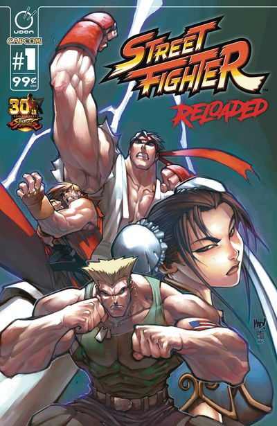 Street Fighter Reloaded #1 (of 6) SEP172011F