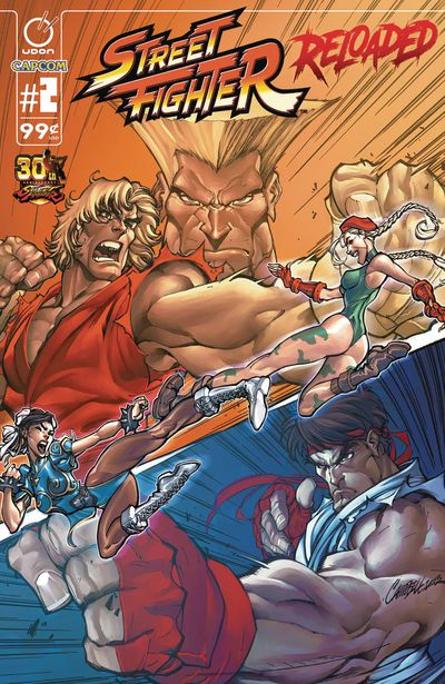Street Fighter Reloaded #2 (of 6) SEP172012F