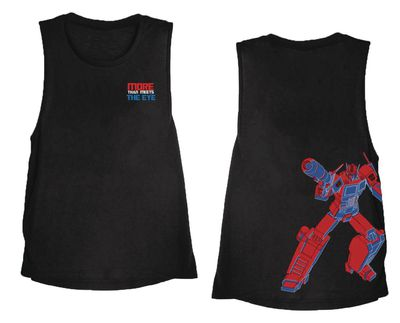 Image of Transformers Muscle Tee LG
