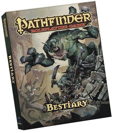 Pathfinder RPG Bestiary (Pocket Edition)