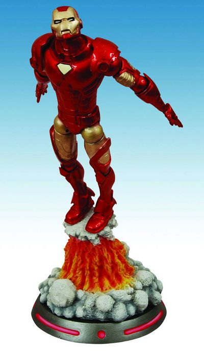 Marvel Select: Iron Man Action Figure APR083470U