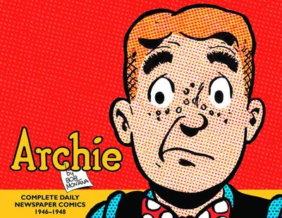 Archie Classic Newspaper Comics Vol. 01 HC APR100396E