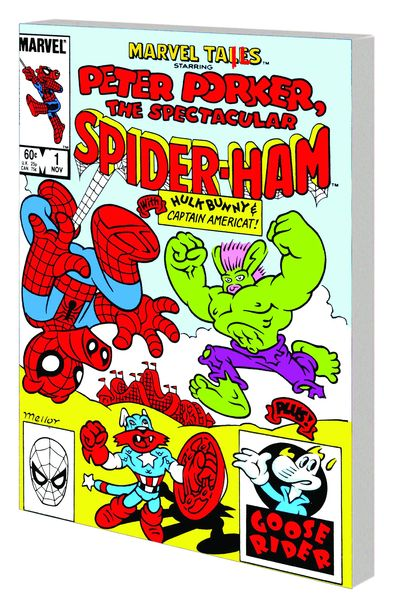 Peter Porker Vol. 01: The Spectacular Spider-Ham TPB APR100664D