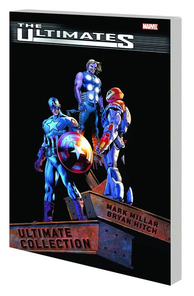 Ultimates Ultimate Collection TPB APR100669D