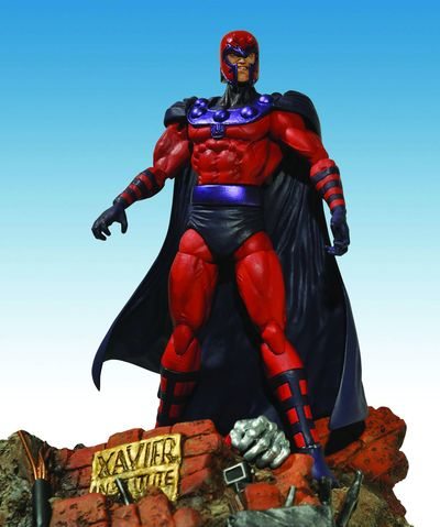 Marvel Select Magneto Action Figure