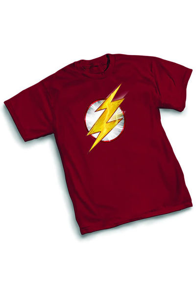 Image of Flashpoint Flash Symbol T-Shirt LG