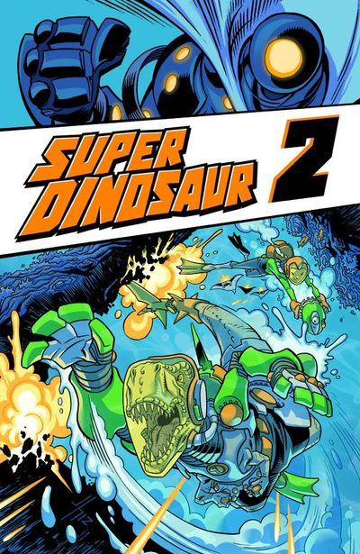 Super Dinosaur TPB Vol. 02 APR120477D