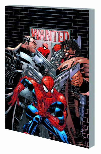 Spider-Man Spider Hunt TPB APR120727D