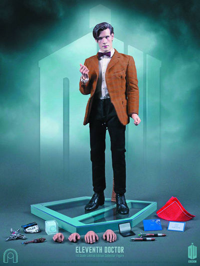 Doctor Who 11th Doctor 1/6 Scale Figure
