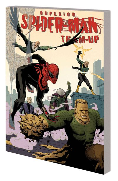 Superior Spider-Man Team-up TPB Vol. 02 Superior Six APR140779D