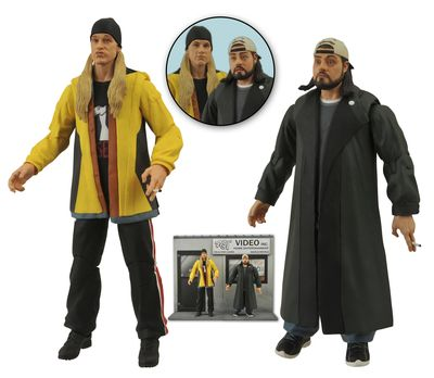 Jay & Silent Bob Strike Back Select Bob Action Figure APR141977I
