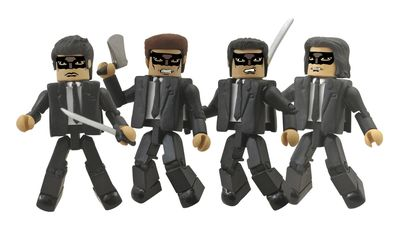 Kill Bill Minimates Crazy 88 Box Set APR141983U