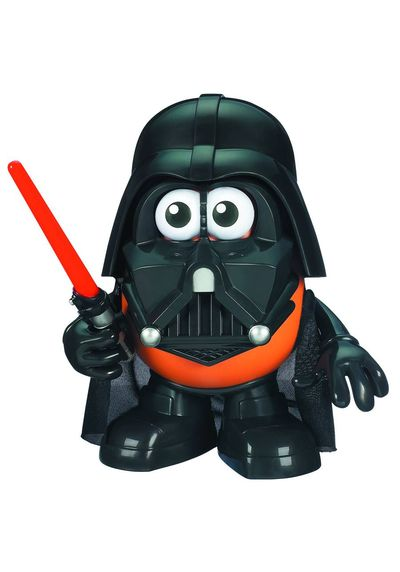 Mr Potato Head Star Wars Darth Vader